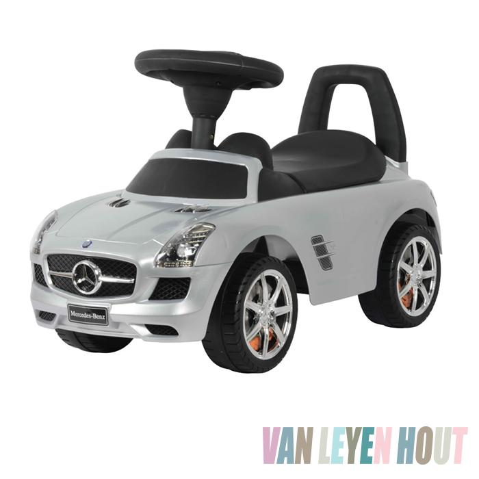 Loopfietsje Mercedes Grijs